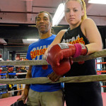 "Bringin' the Heat: The Boxing Tribune's interview with Heather ""The Heat"" Hardy"