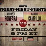 Adrzej Fonfara vs. Gabriel Campillo on August 16 Edition of Friday Night Fights
