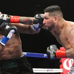 Arreola crushes Mitchell in first round blowout, Esquivias retires Marquez