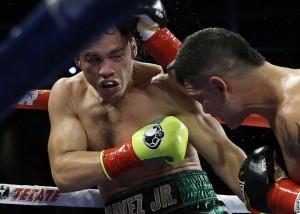 chavez-vera fight