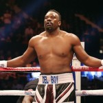 Boxing at the Copper Box:  Saunders, Chisora headline 12 bout card in London