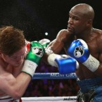 Mayweather beats Canelo like a red-headed step-champion, Results from MGM Grand