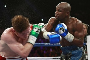 mayweather-canelo fight
