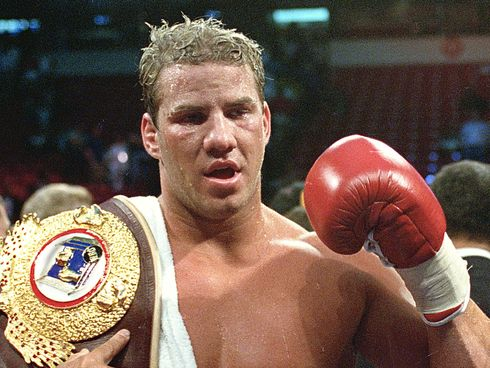 tommy morrison mma