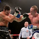 Froch Retains World Title With A Dubious Stoppage Win Over Groves