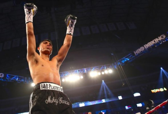 Howard's End: Mikey Garcia's Suicide Run