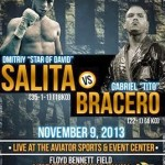 """Battle for Brooklyn"" headlines Broadway Boxing card Saturday night"