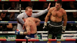 froch-groves end