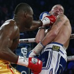 Stevenson, Kovalev Crush Opposition In Light Heavyweight Showcases