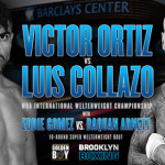 Victor Ortiz-Luis Collazo Weigh-in results