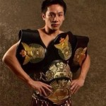Kimura wins Japanese light flyweight title by one point