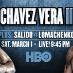 Julio Cesar Chavez Jr vs Bryan Vera 2… Repeat Or Redemption