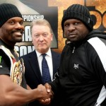 Dereck Chisora, Tyson Fury and . . . David Haye?  It's Heavyweight Fight Weekend in the UK!