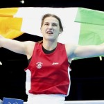 Katie Taylor Serves as Toronto's Grand Marshal