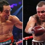 Marquez vs. Alvarado at the Forum, Winner gets Pacquiao-Bradley Victor