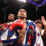 Keith Thurman vs. Julio Diaz, Signed for April 26 Showtime Triple-Header