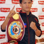 Minimumweight Title on the Line Saturday in Mexico