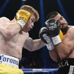 Dominant Canelo Upstaged by Controversial Stoppage; Toe to Toe Results