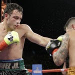 Catchweight Hero, Julio Cesar Chavez Jr. Beats Brian Vera