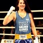 Eight Times a Charm: The Boxing Tribune's Interview with 8-Time Golden Gloves Champ Christina Cruz