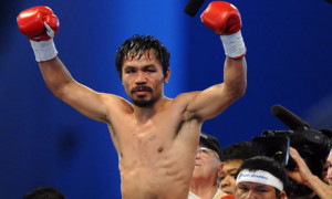 Manny-Pacquiao victorious