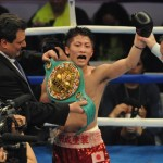 Inoue Wins WBC Title in Sixth Pro Outing