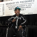 Manny Pacquaio Versus Tim Bradley 2 Or Part Two?: The Sunday Brunch