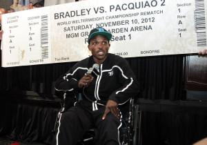 bradley in wheelchair