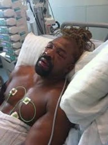 shannon briggs in hospital