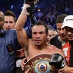 Juan Manuel Marquez Outhustles, Outmuscles Alvarado