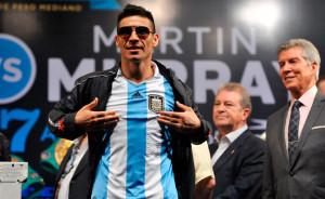 sergio martinez argentina jersey