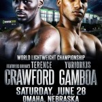 Terence Crawford vs. Yuriorkis Gamboa: The Boxing Tribune Preview
