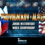 Provodnikov-Algieri Press Conference Quotes