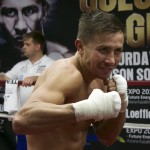 Golovkin-Geale: Media Day Workout Quotes