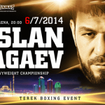 Chagaev Edges Oquendo to Win WBA Championship
