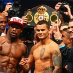Unflappable Maidana Faces Catch-22 Against Fired-up Mayweather