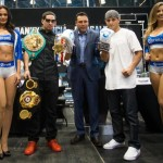 Garcia-Salka Highlights Boxing's Bizarre Bazaar at Barclays