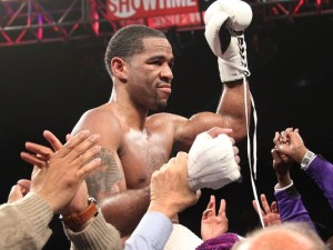 lamont peterson victorious