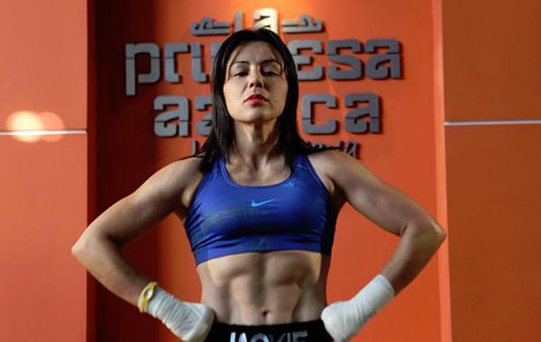 """La Princesa Azteca"", Jackie Nava"