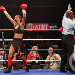Serrano Defends Lightweight Strap in September