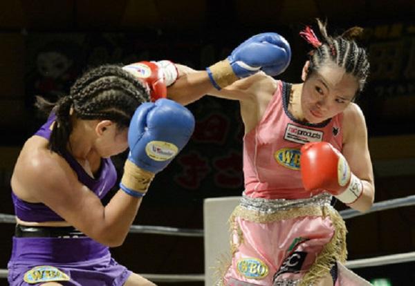 Ikehara wins WBO minimumweight title