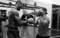 Lebron james boxing
