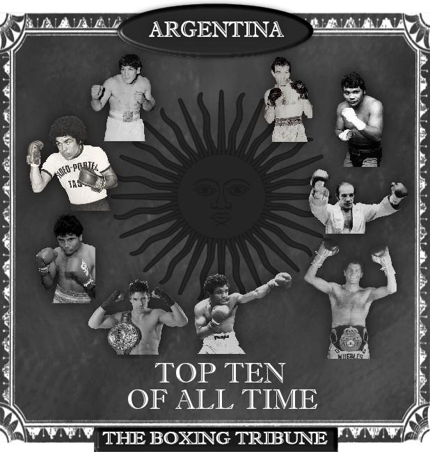 argentina top 10