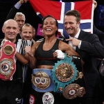 "Boxing's ""First Lady"" Makes History: Women's Boxing – The Weekly Wrap Up"