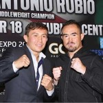 GGG: Stalking Cotto means Crushing Rubio First