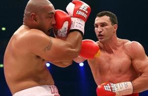 klitschko-leapai fight 2