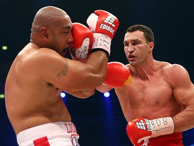 klitschko-leapai fight 2