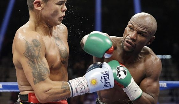 mayweather-maidana2 fight