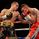 Quigg, Joshua, Crolla Victorious in Manchester