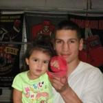 Amateur Boxing Star Dies in Freak Tank Accident